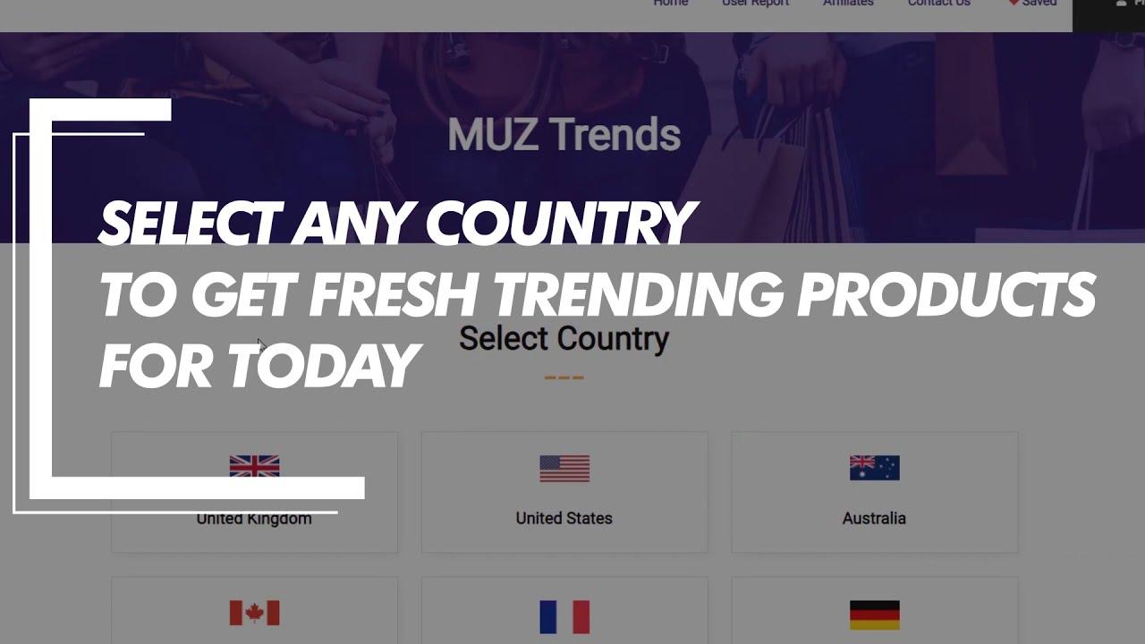 MUZ Trends